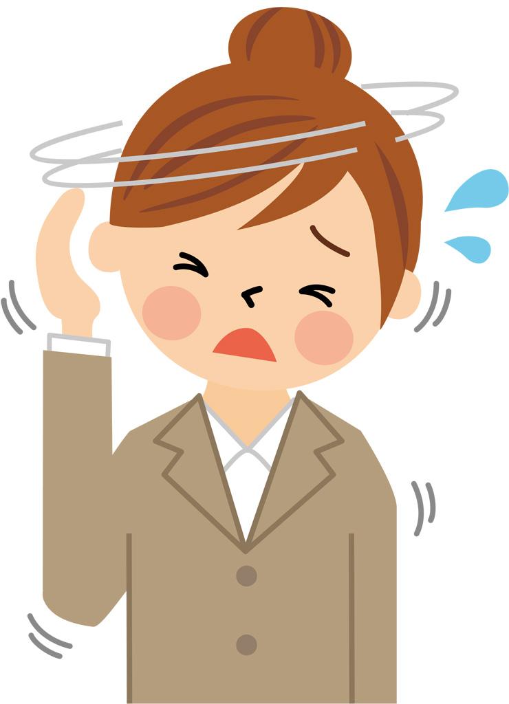 自律神経による体の不調について